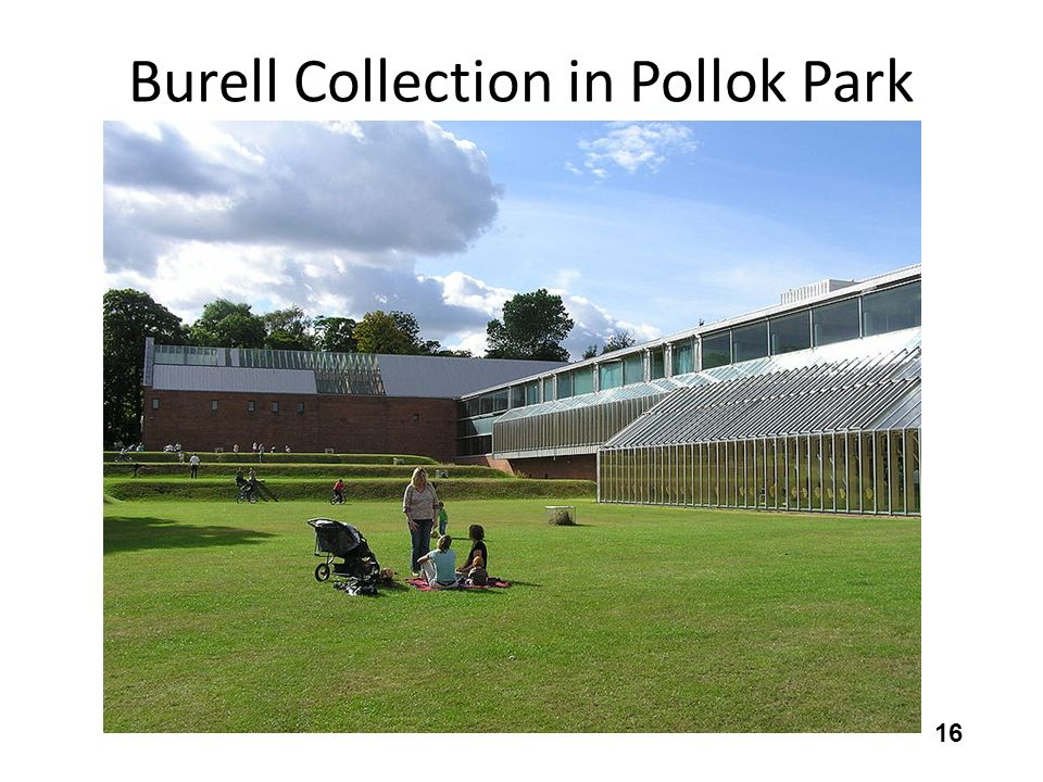 Burell Collection in Pollok Park 16