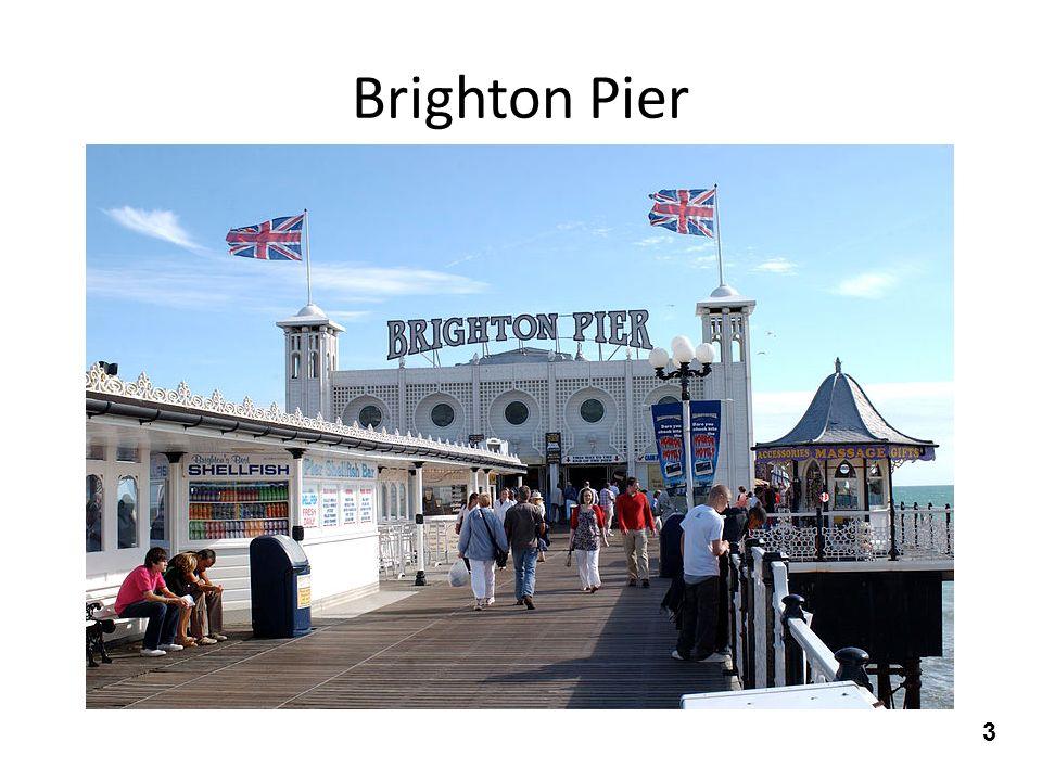 Brighton Pier 3