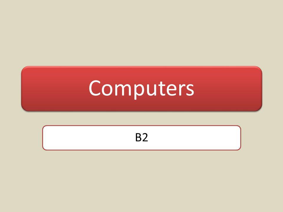 Computers B2