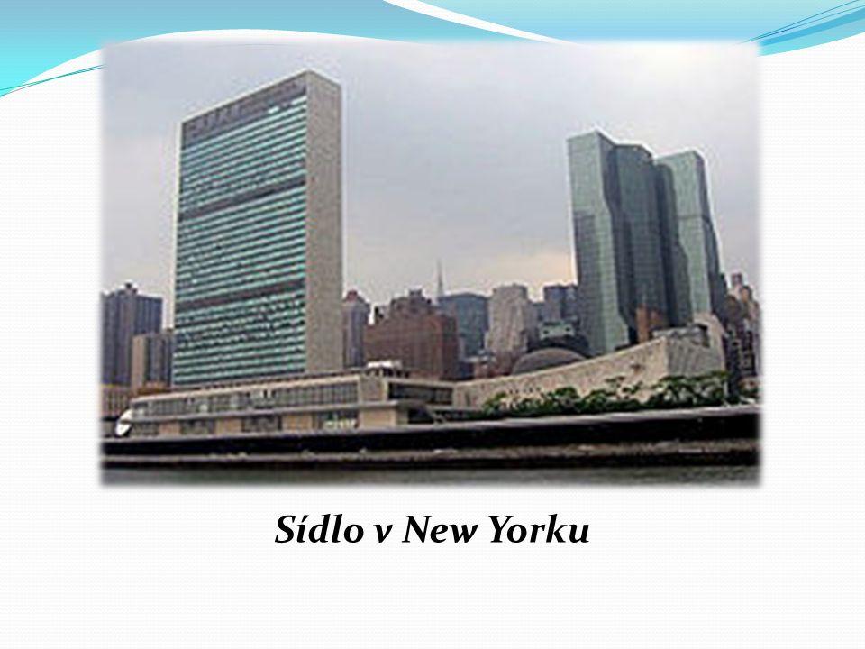 Sídlo v New Yorku