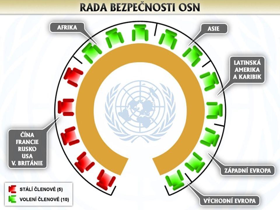 Otázky: I.Kdy vznikla Organizace spojených národů.