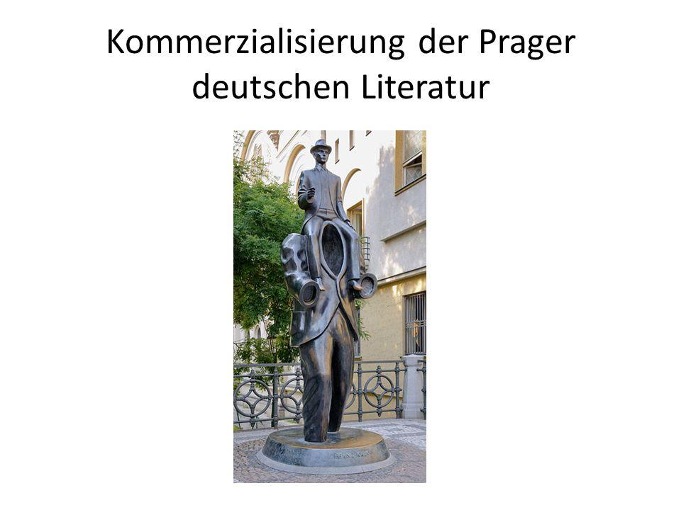 Jaroslav Róna über sein Kafka-Denkmal Vážení přátelé.