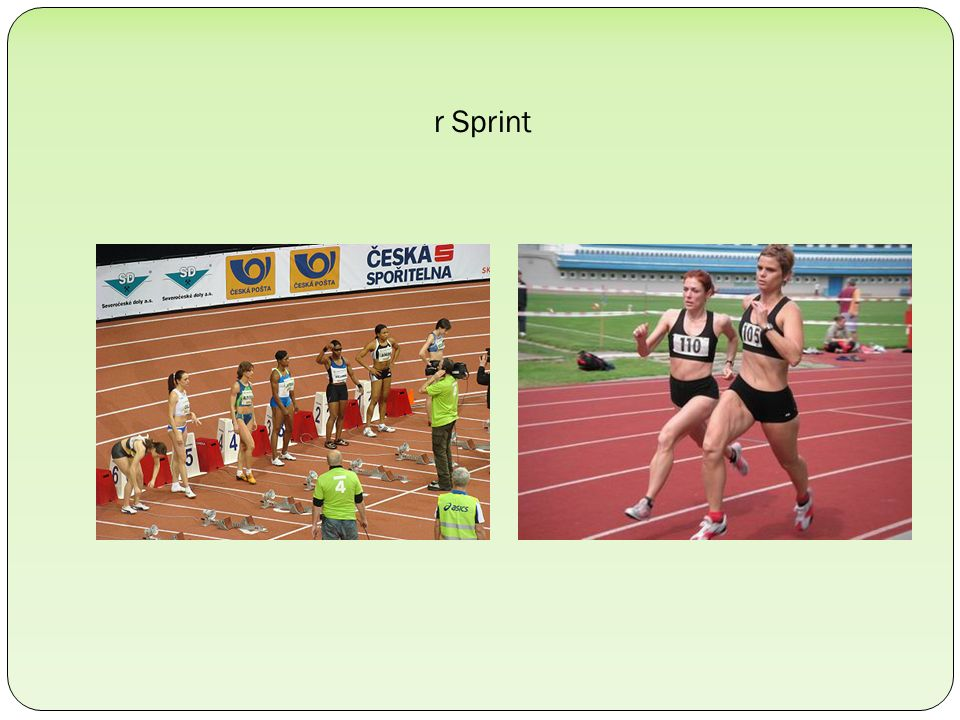 r Sprint