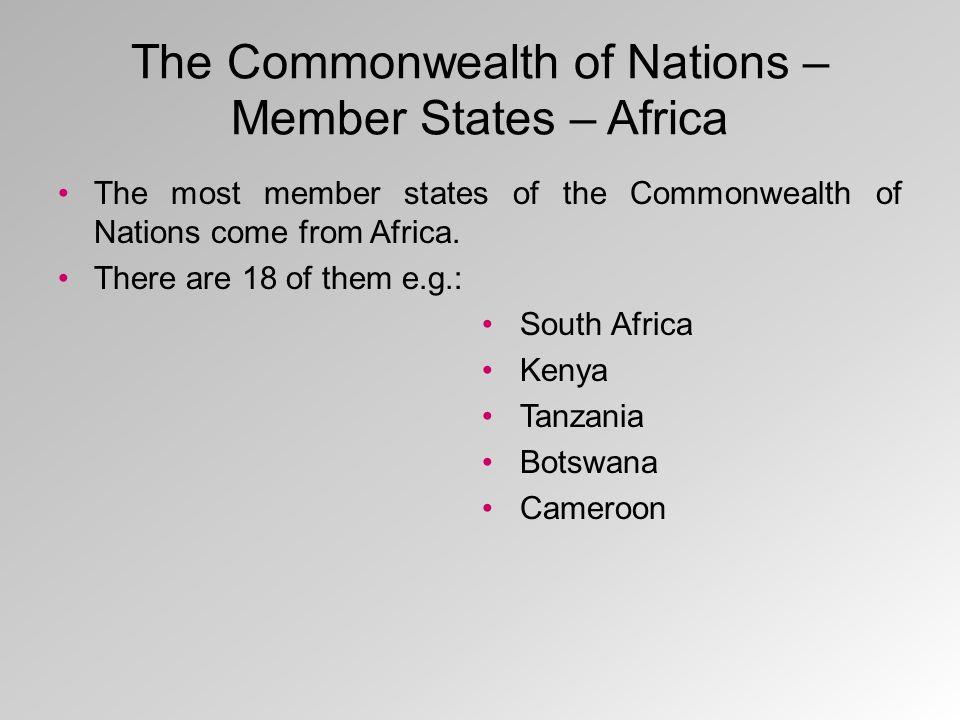 The Commonwealth of Nations – Member States – Europe The United Kingdom, Malta and Cyprus are the Commonwealth member states located in Europe.