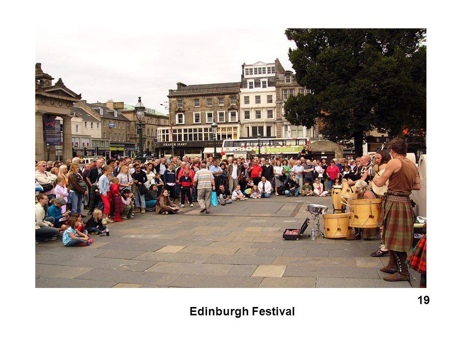 Edinburgh Festival 19