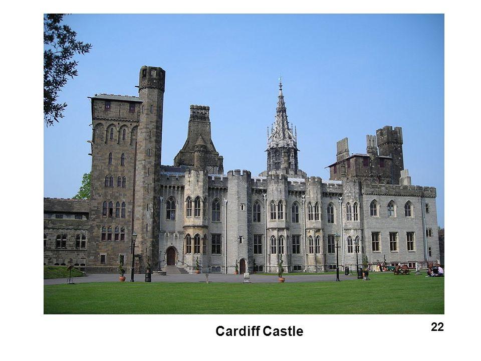 Cardiff Castle 22