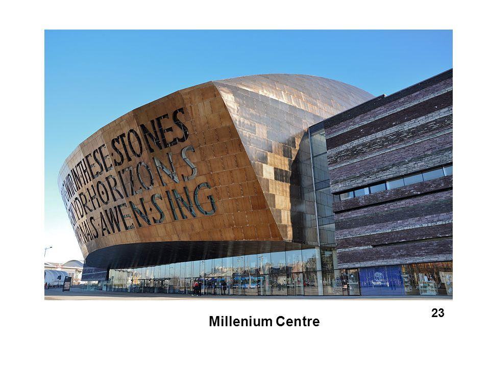 Millenium Centre 23