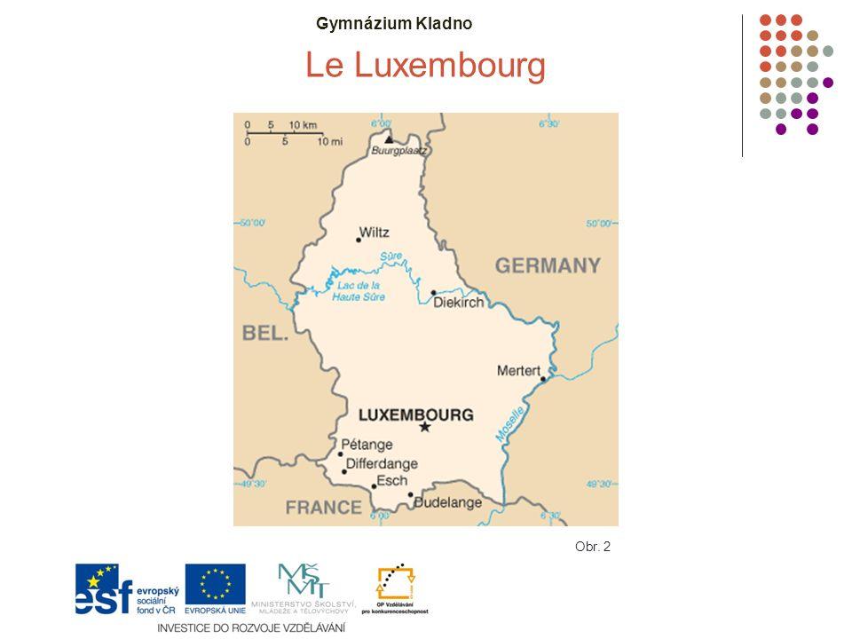 Gymnázium Kladno Le Luxembourg Obr. 2
