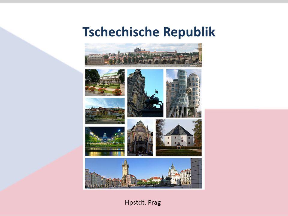 Hpstdt. Prag Tschechische Republik