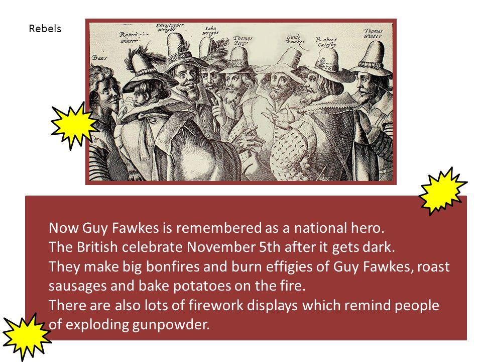 Remember, remember For I see no reason The fifth of November, Why gunpowder treason Gunpowder, treason and plot Should ever be forgot.