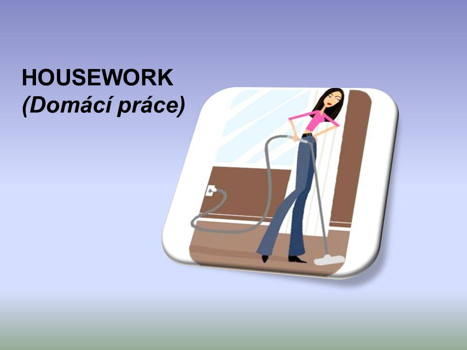 HOUSEWORK (Domácí práce)