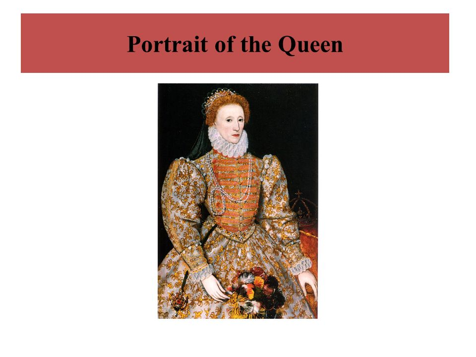 Example of original leaflets about Elizabethan Period