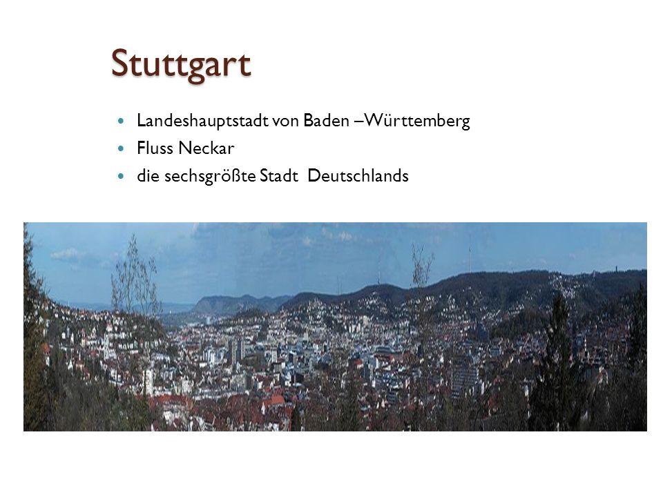 Stuttgart ← Stiftskirche Stuttgarter Rathaus →