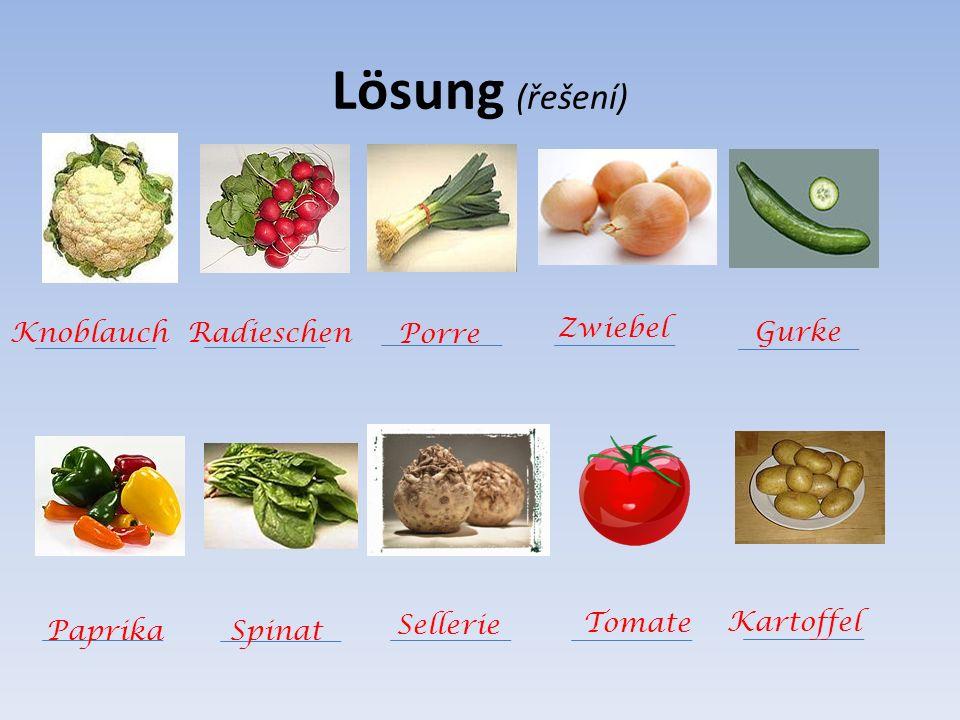 Für was kann man Gemüse in der Küche benuzen.