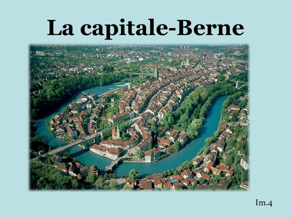 La capitale-Berne Im.4