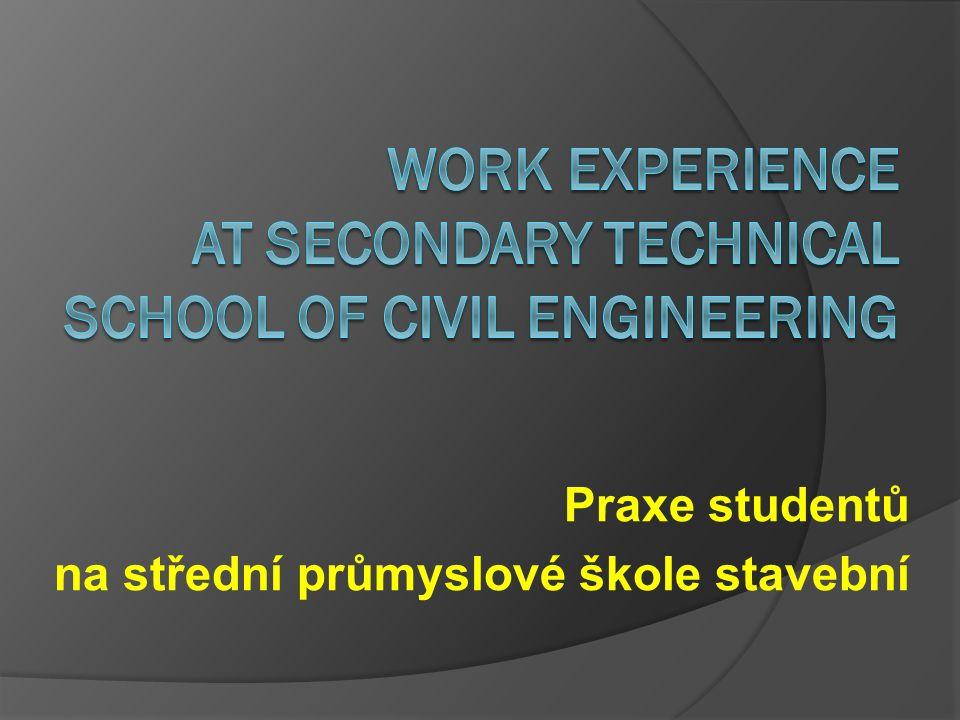 Secondary Technical School of Civil Engineering České Budějovice