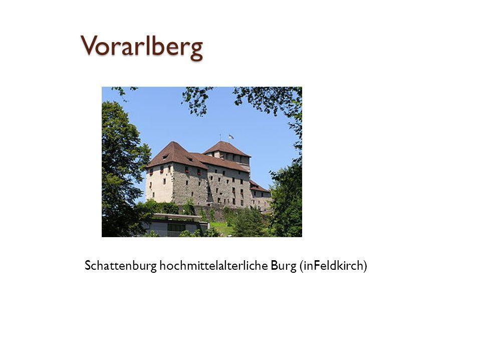Dornbirn Inatura in Dornbirn ist ein naturgeschichtliches Museum Gelände der Inatura Die Dornbirner Ach im Stadtgebiet