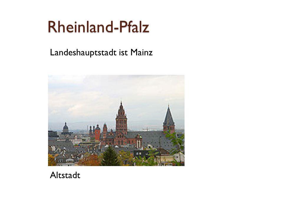 Mainz Mainzer Dom Fachwerkhäuser in der Altstadt
