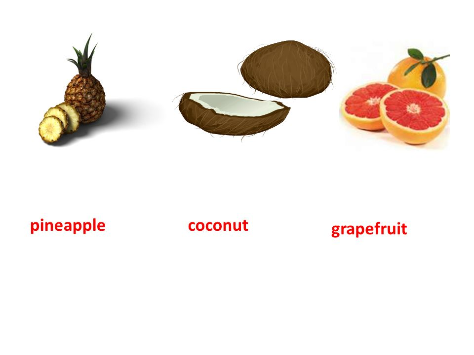 Answer 1)What exotic fruit has got yellow colour and oval shape.
