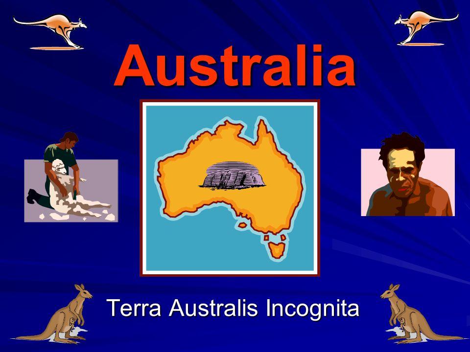 Australia Terra Australis Incognita