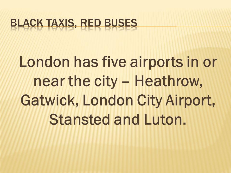 Heathrow is twenty-four kilometres from the city centre.