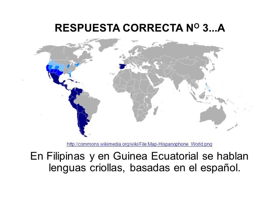 4.¿EN CUÁNTOS PAÍSES DE HISPANOAMÉRICA. A.En menos de 10 países.