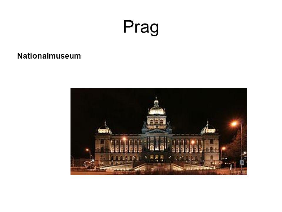 Prag Nationalmuseum