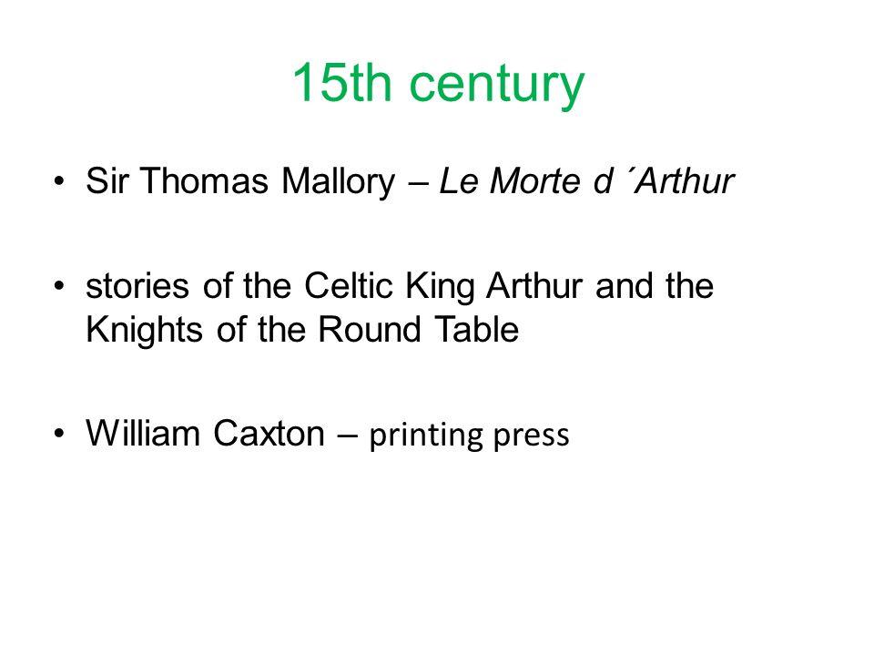 Anotace: Materiál slouží k výkladu či opakování látky na téma Middle English literature – středověká anglická literatura.