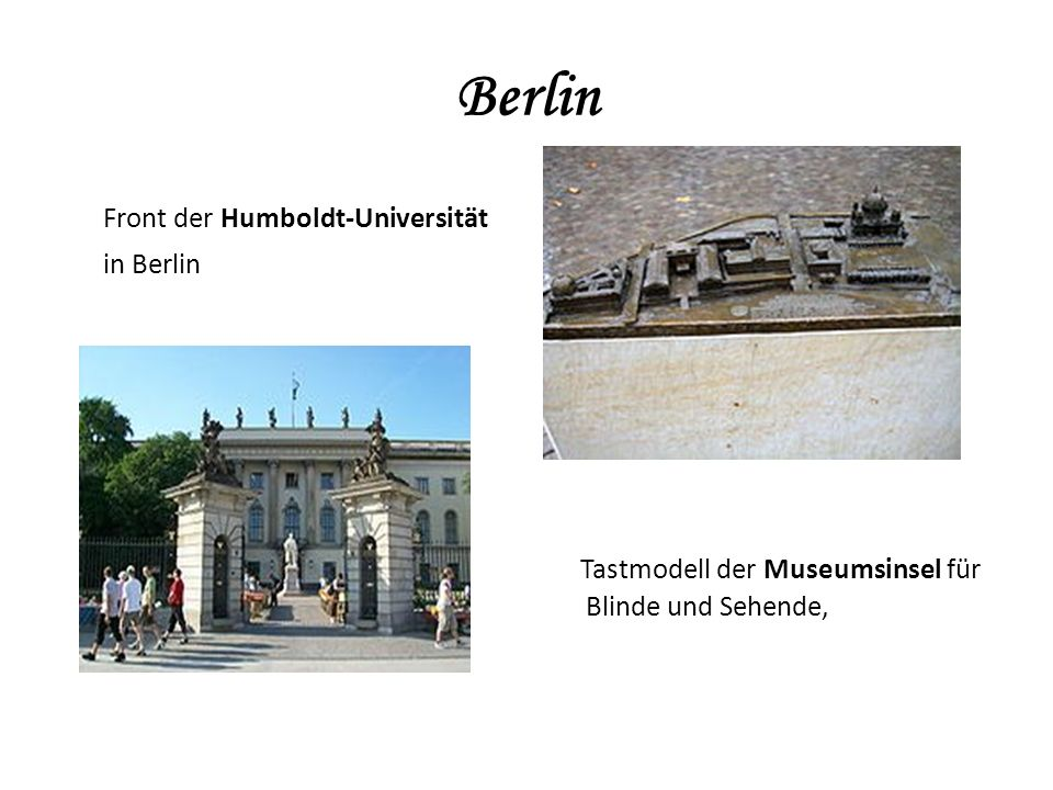 Berlin Museen auf der Museumsinsel Altes Museum Neues Museum Pergamonmuseum Bode-Museum Alte Nationalgalerie