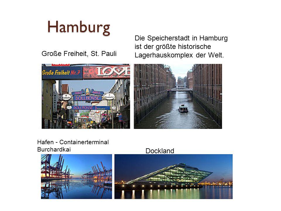 Hamburg Große Freiheit, St.