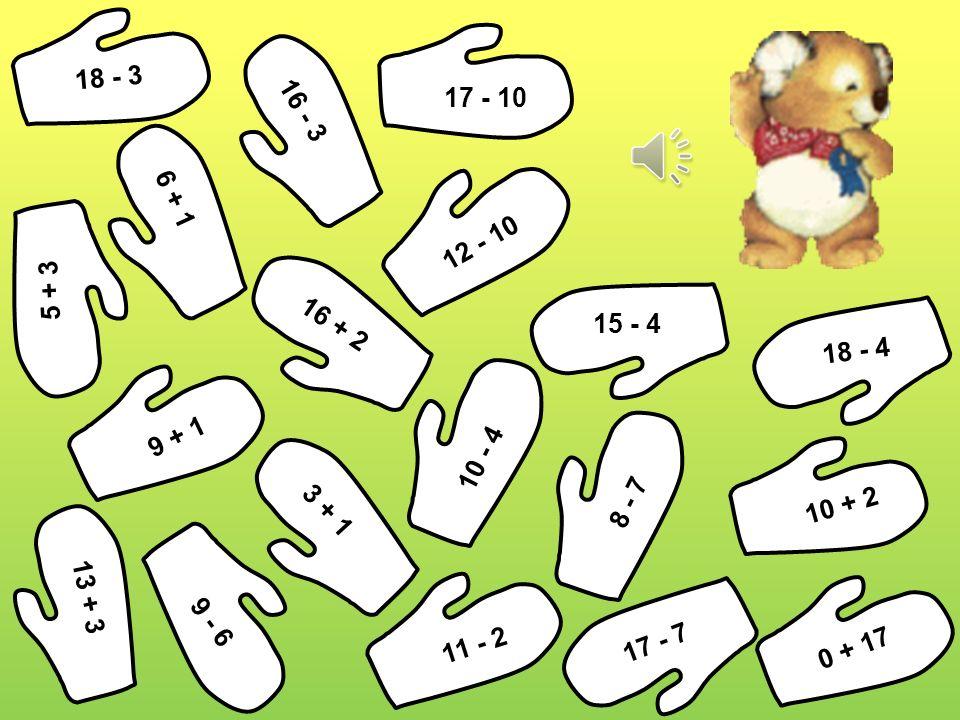 c 9 - 6 16 - 3 10 - 4 13 + 3 17 - 7 15 - 4 0 + 17 18 - 4 11 - 2 10 + 2 5 + 3 3 + 1 9 + 1 16 + 2 6 + 1 12 - 10 18 - 3 8 - 7 17 - 10