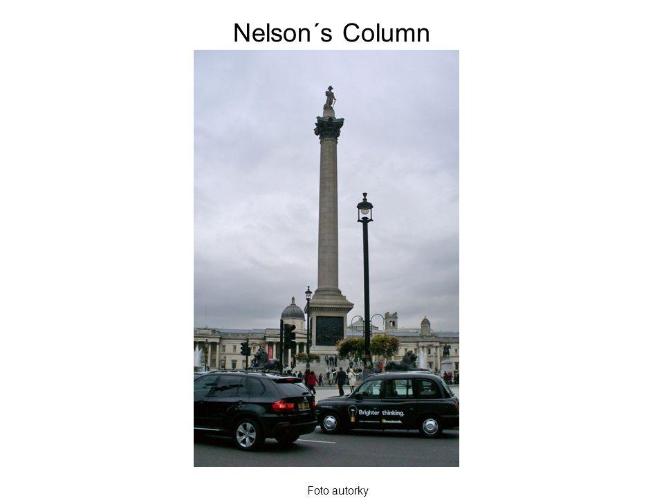Nelson´s Column Foto autorky
