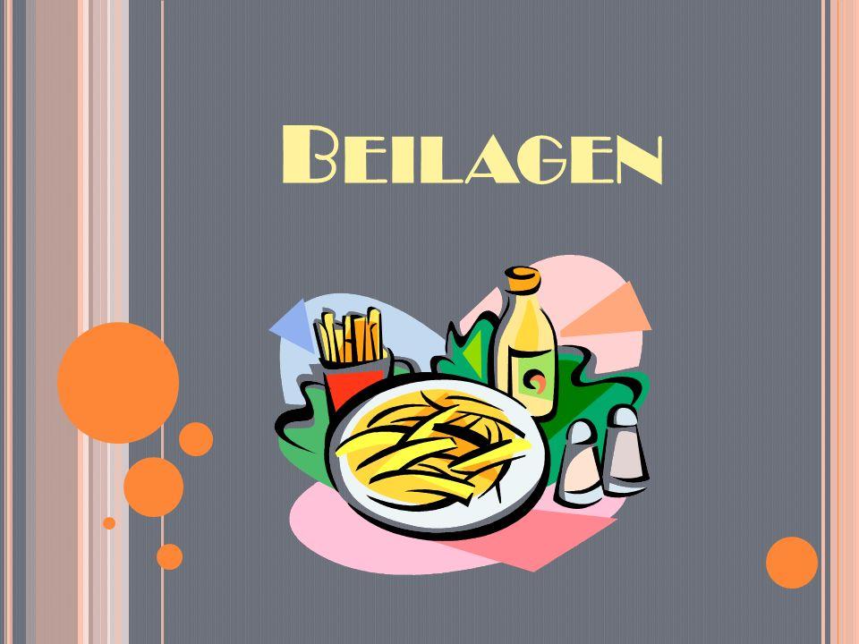 B EILAGEN