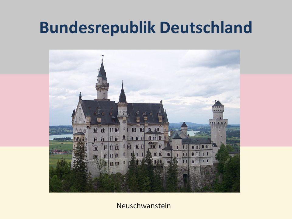 Bundesrepublik Deutschland Bundestag