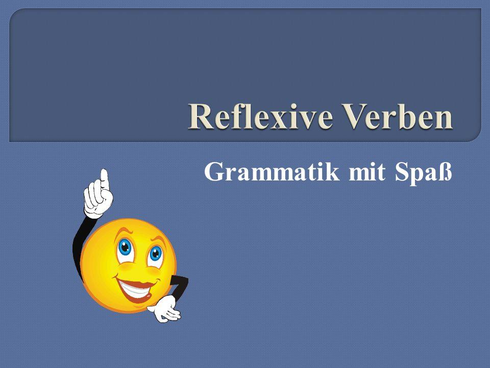Grammatik mit Spaß