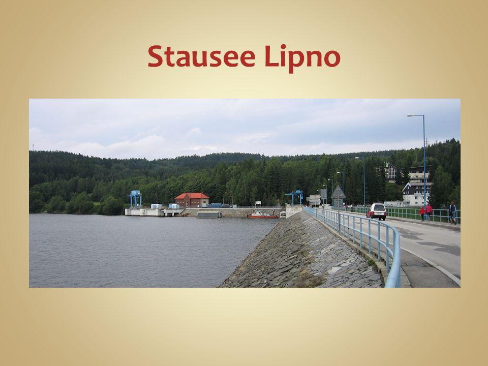 Stausee Lipno