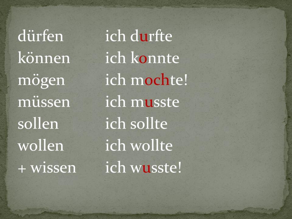 haben pom. slovesa v perfektu sein werden - pom.sloveso - v budoucím čase - v pasivu