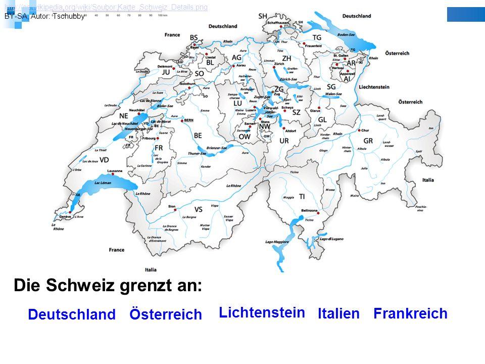 Die Schweiz hat ___ Kantonen.Die Hauptstadt heißt ______.