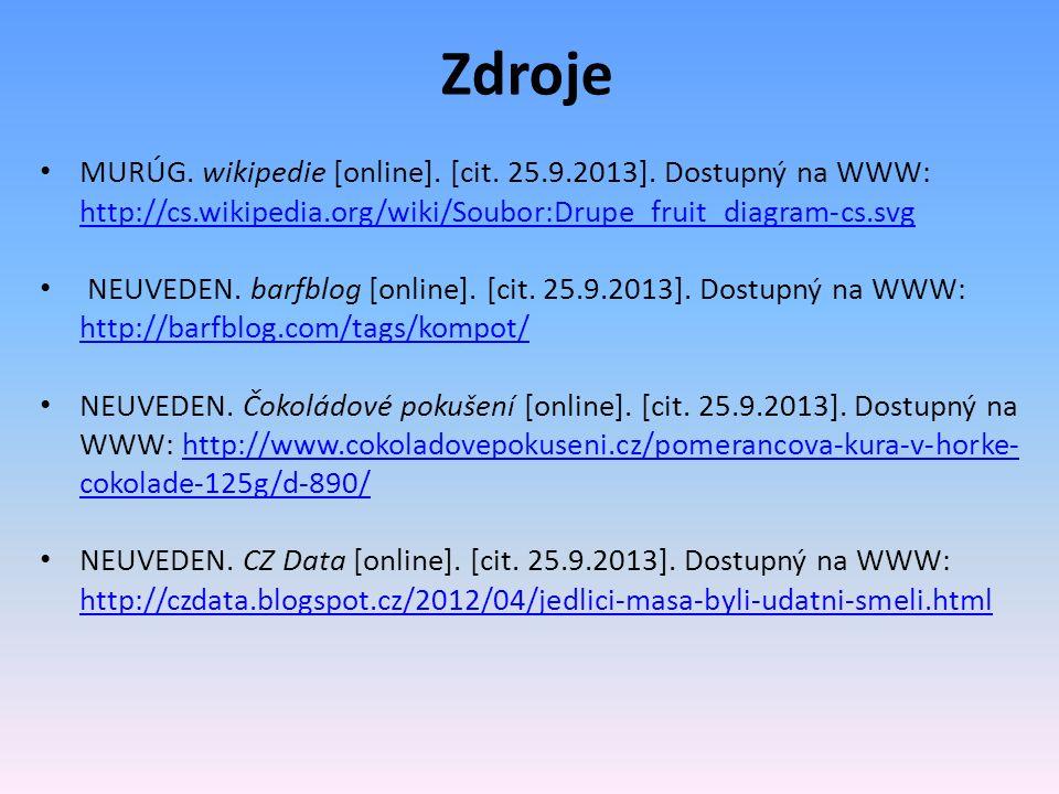 Zdroje MURÚG. wikipedie [online]. [cit. 25.9.2013].
