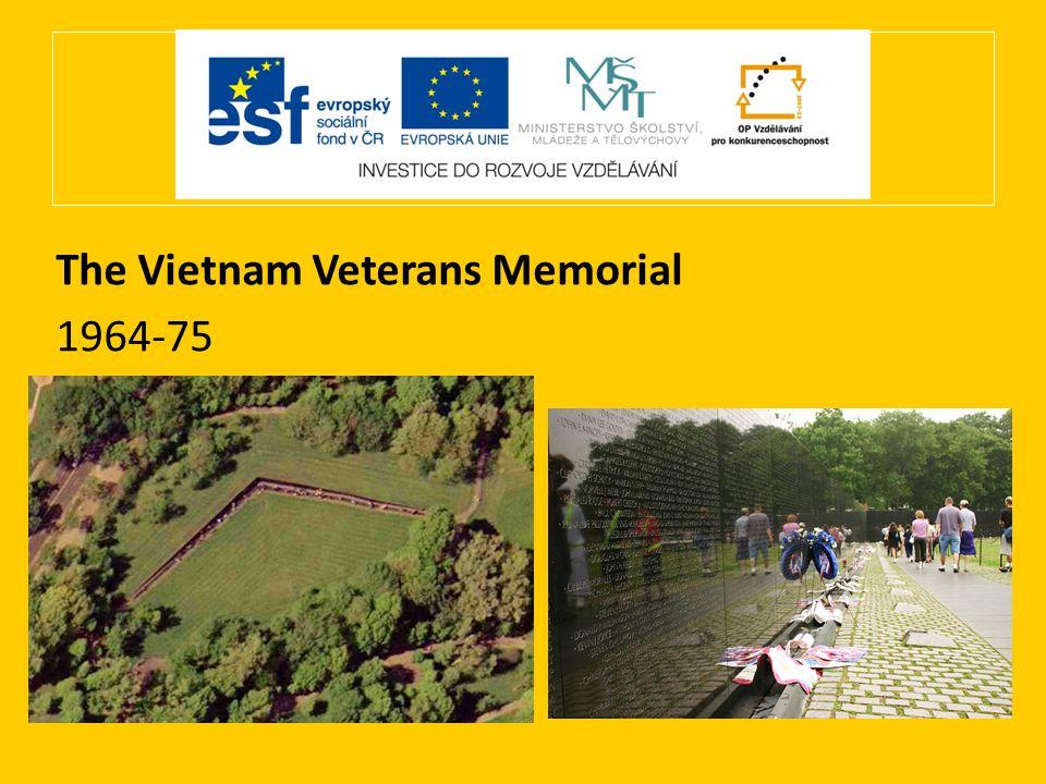 The Vietnam Veterans Memorial 1964-75