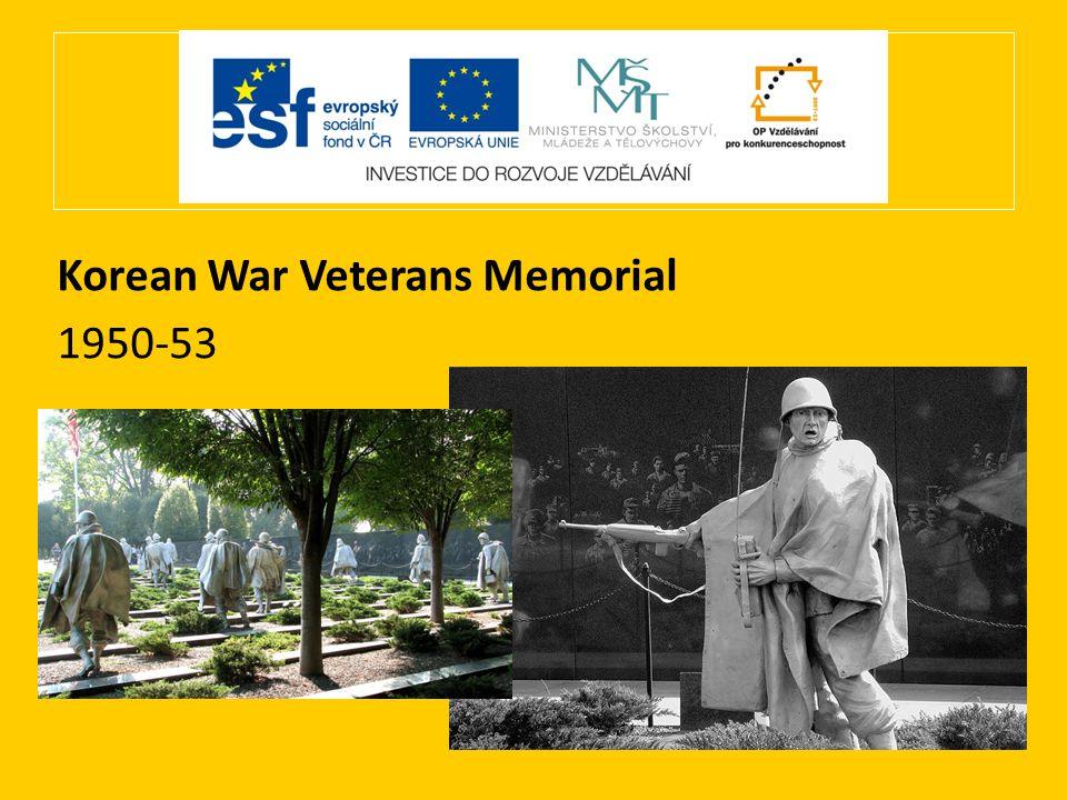 Korean War Veterans Memorial 1950-53