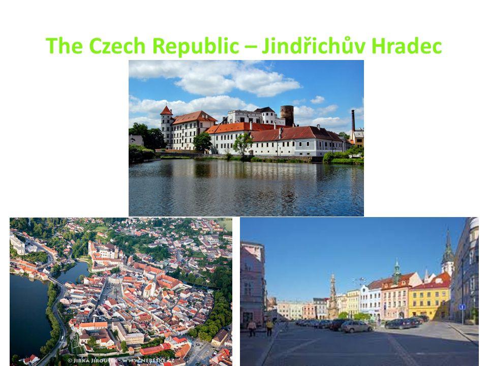 The Czech Republic – Jindřichův Hradec
