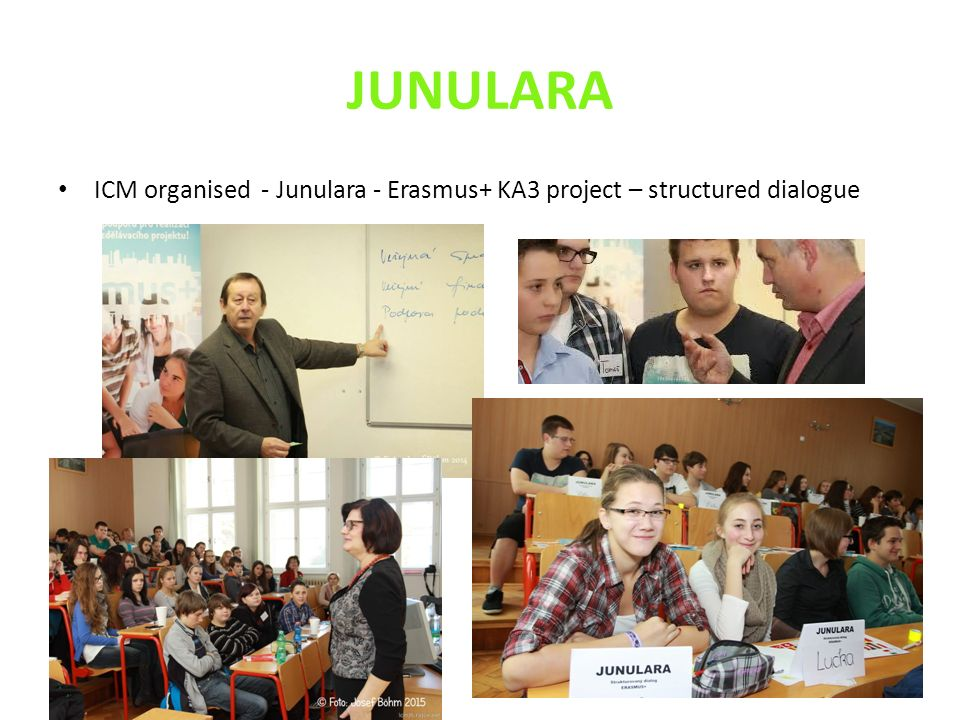 JUNULARA – Youth Parliament