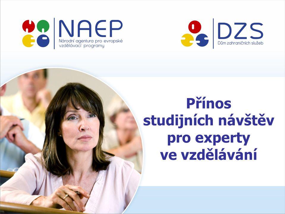 Přínos studijních návštěv pro experty ve vzdělávání