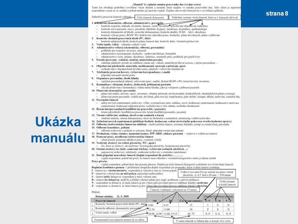 Ukázka manuálu strana 8