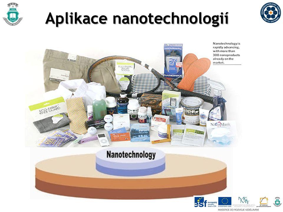 Aplikace nanotechnologií