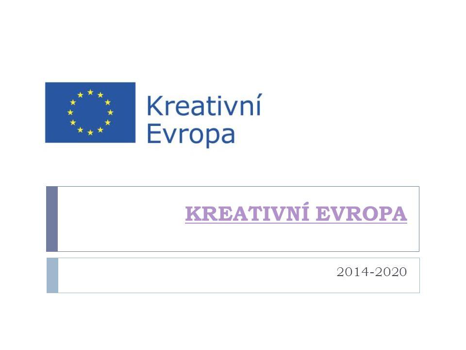 Kancelář Kreativní Evropa Creative Europe Desk