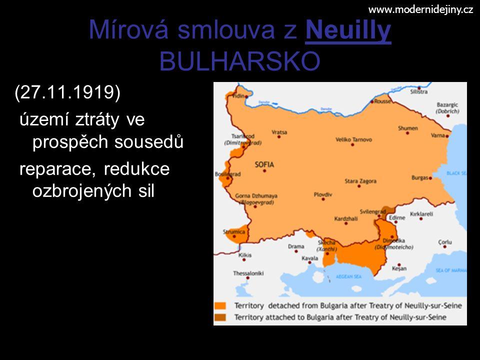 Zahraniční politika www.modernidejiny.cz