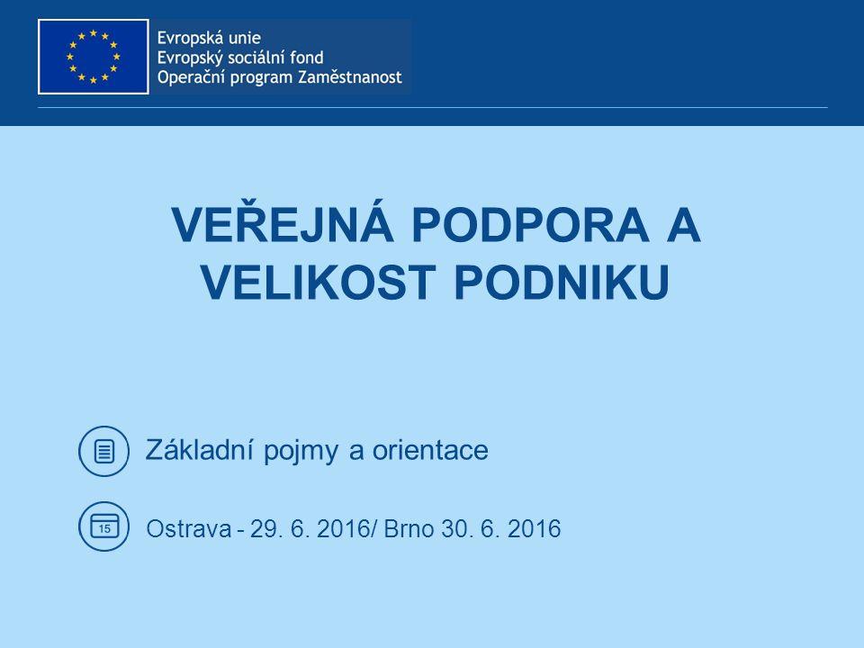 Základní pojmy a orientace Ostrava - 29. 6. 2016/ Brno 30.