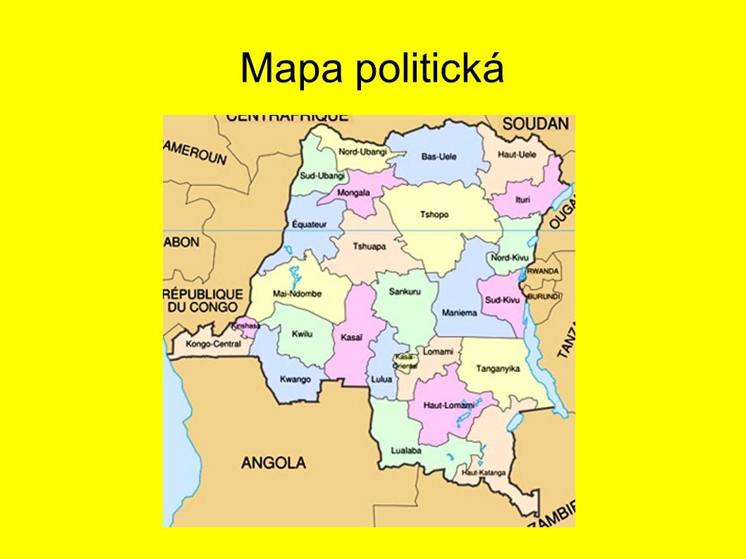 Mapa politická